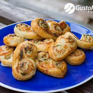 pastry palmiers with sage recipe